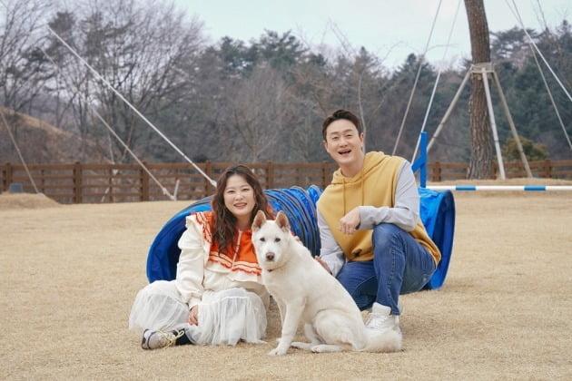 김원효·심진화 부부가 '달려라 댕댕이'에 출연한다. / 사진제공=MBC에브리원
