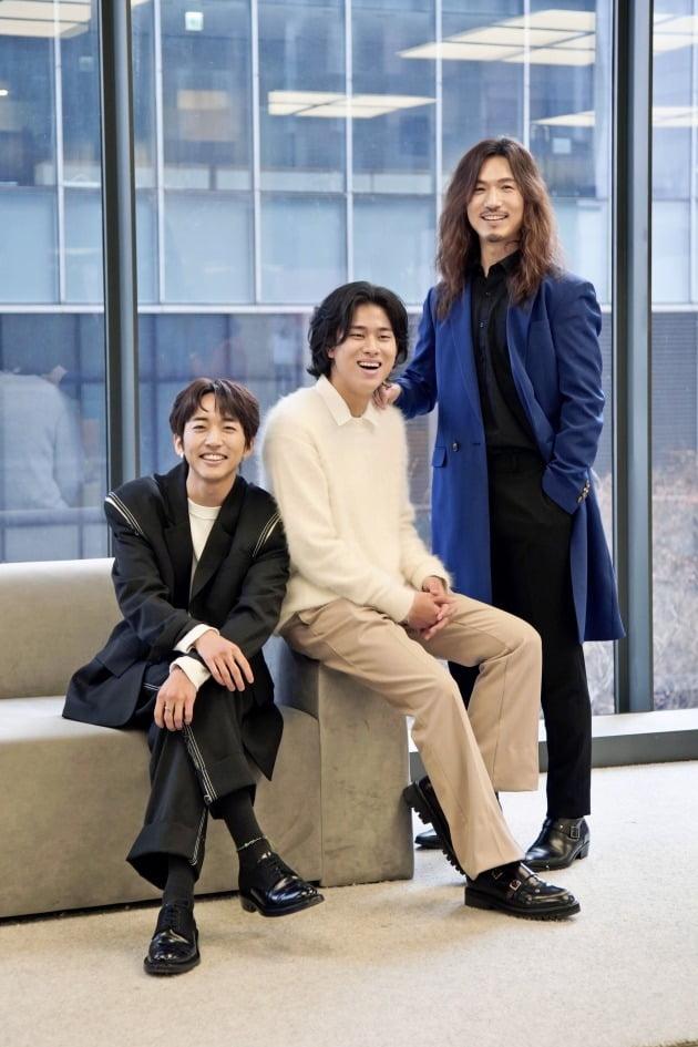 '싱어게인' 이승윤, 이무진, 정홍일./사진제공=JTBC