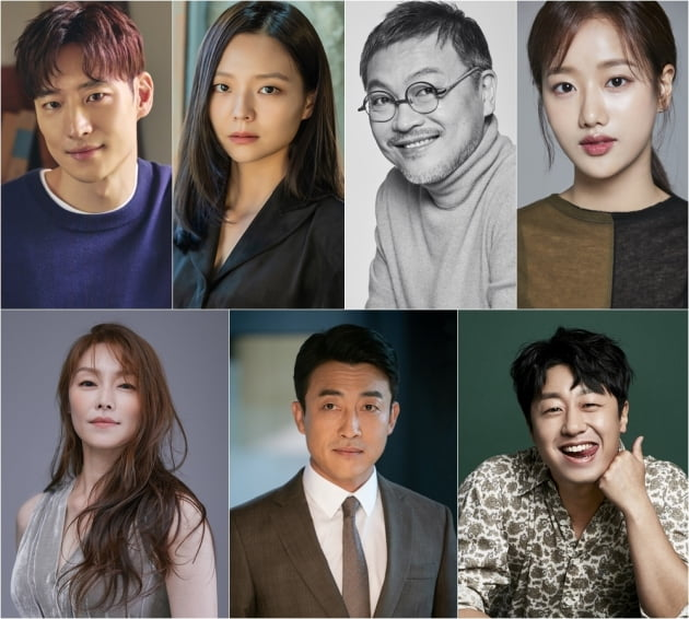 '모범택시' 출연 배우/ 사진=SBS 제공