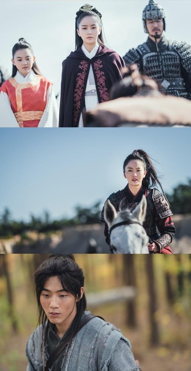 '달이 뜨는 강' 김소현, 지수./사진제공=빅토리콘텐츠