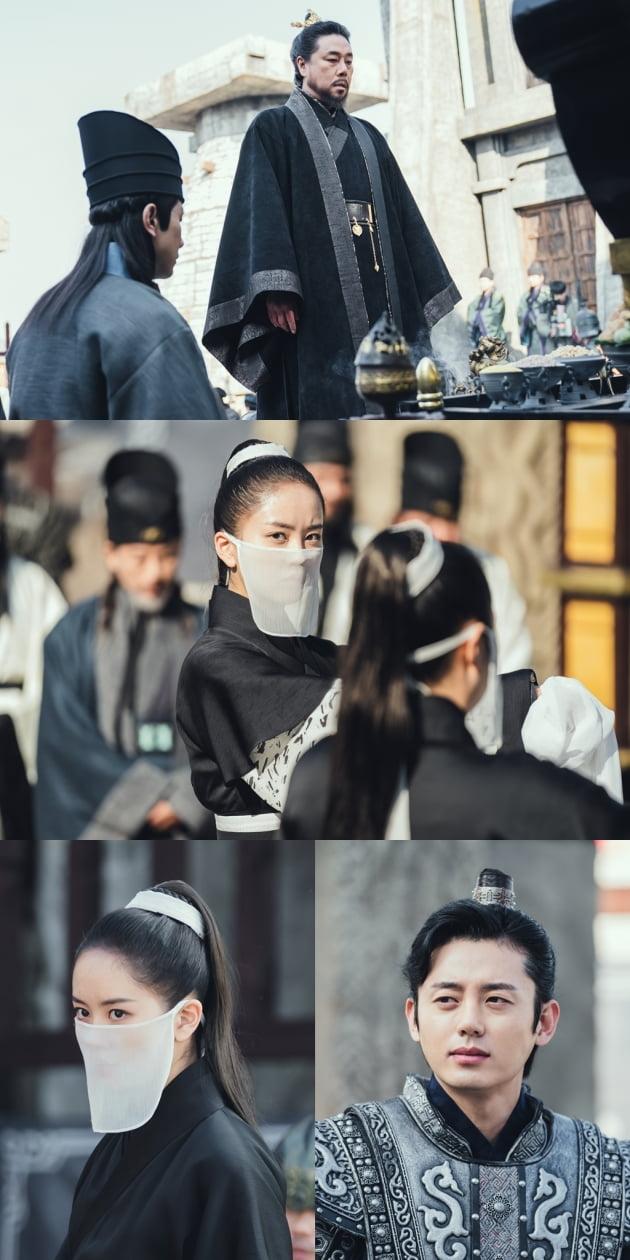 '달이 뜨는 강' 2회 예고/ 사진=KBS2 제공
