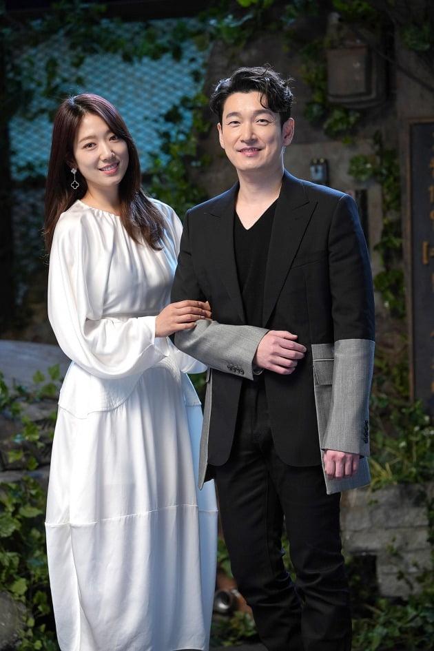'시지프스' 박신혜, 조승우./사진제공=JTBC