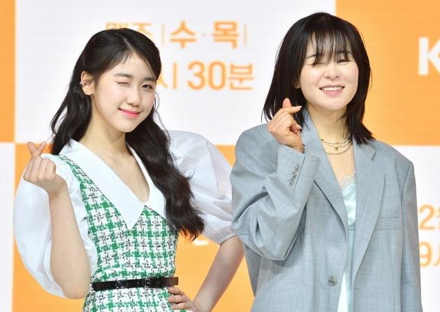 배우 이레(왼쪽), 최강희/ 사진=KBS2 제공