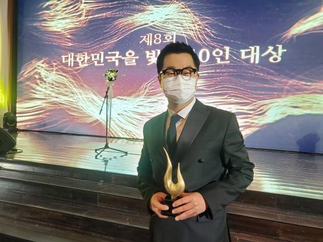 개그맨 지상렬/ 사진=(사)도전한국인협회 제공