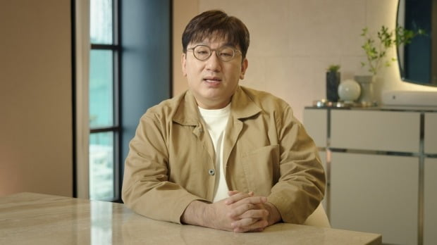 빅히트 방시혁 이사회 의장 겸 대표이사 / 사진제공=빅히트 엔터테인먼트/유니버설뮤직그룹