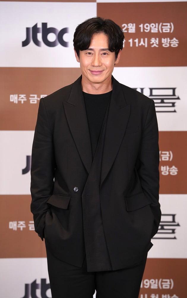 '괴물' 배우 신하균./사진제공=JTBC