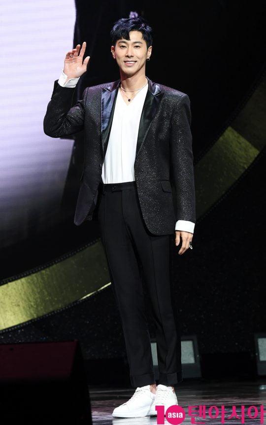 동방신기의 유노윤호. /텐아시아DB