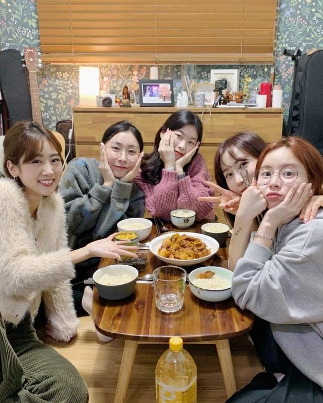 사진=강혜연 인스타그램