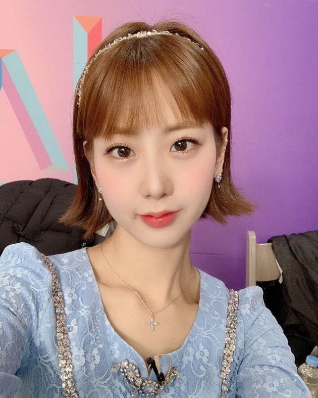 가수 강혜연 / 사진=강혜연 인스타그램