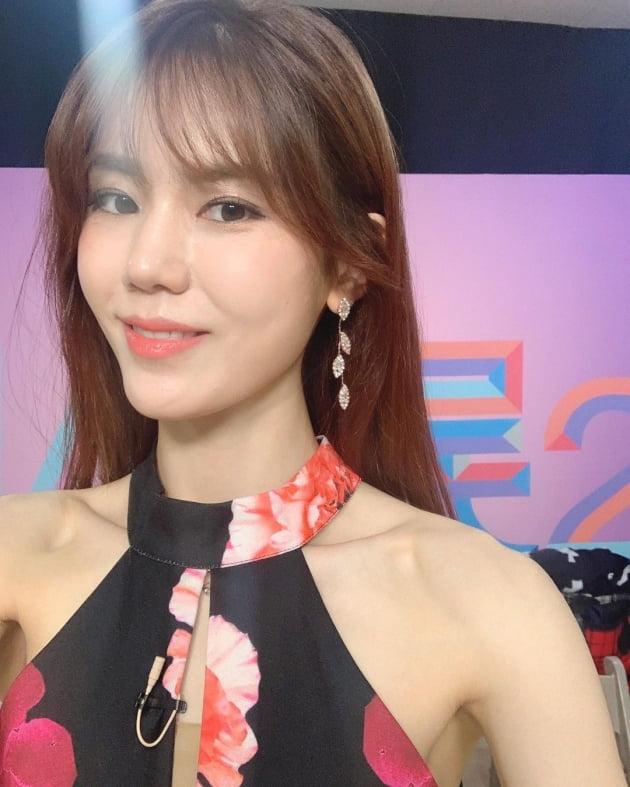 가수 김연지가 '미스트롯2' 경연을 끈낸 소감을 전했다. / 사진=김연지 인스타그램