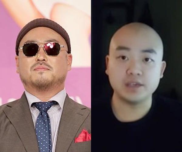 가수 길(왼쪽)과 작곡가 탱크/ 사진=텐아시아DB, 유튜브 캡처