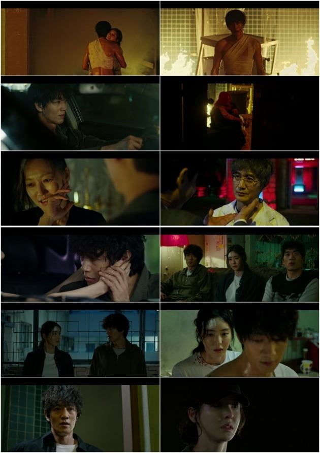 사진=tvN '루카 : 더 비기닝' 7회 캡처