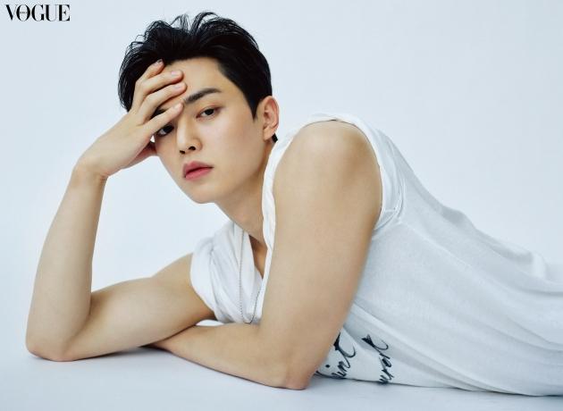 배우 송강 화보 / 사진제공=보그 코리아