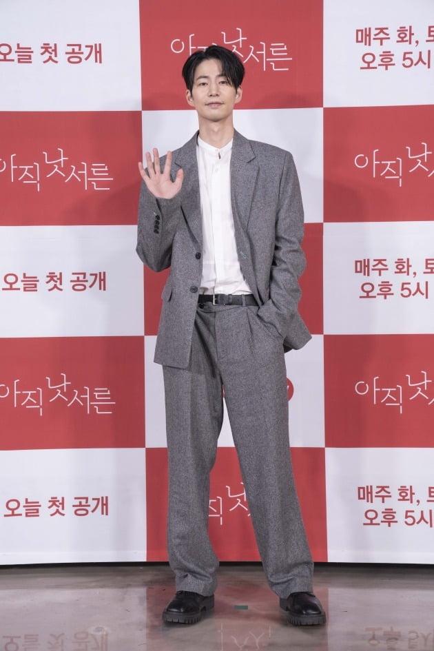 '아직 낫서른' 배우 송재림./사진제공=카카오M