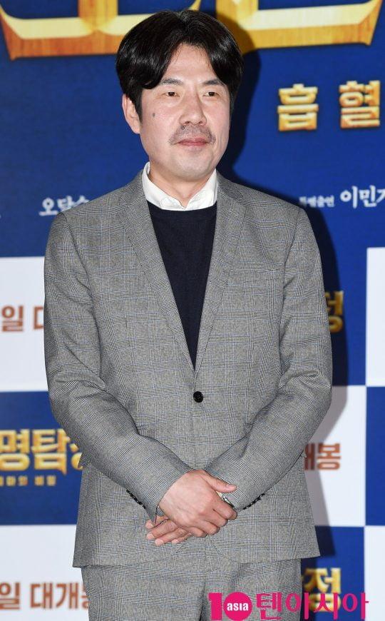 배우 오달수./ 사진=텐아시아DB
