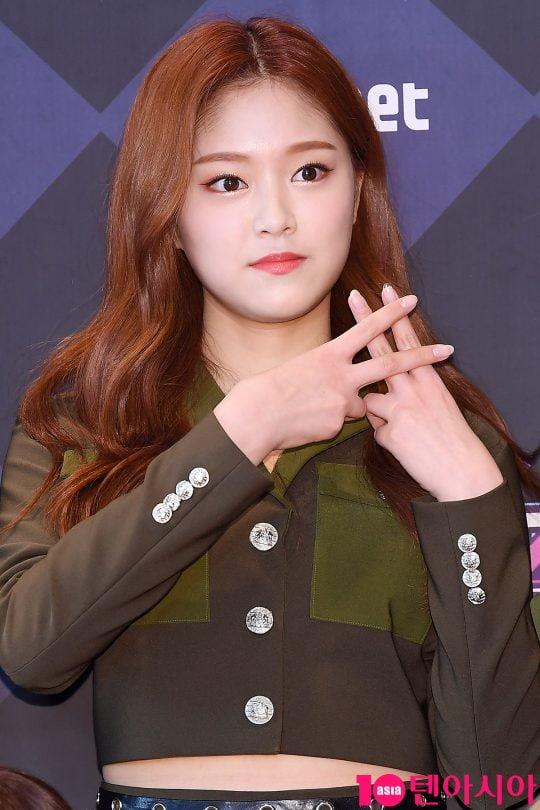 그룹 이달의 소녀 현진 / 사진=텐아시아DB
