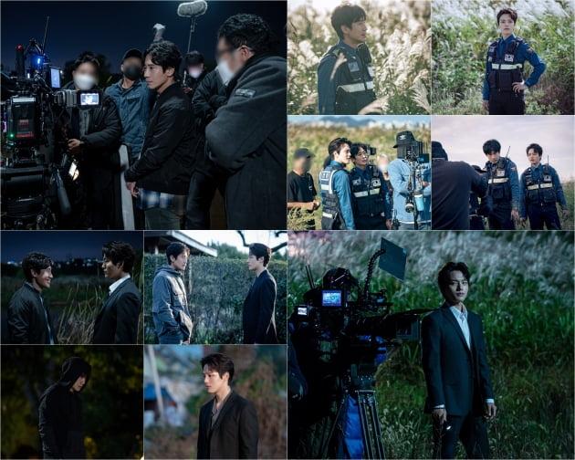 '괴물' 신하균-여진구./ 사진제공=JTBC