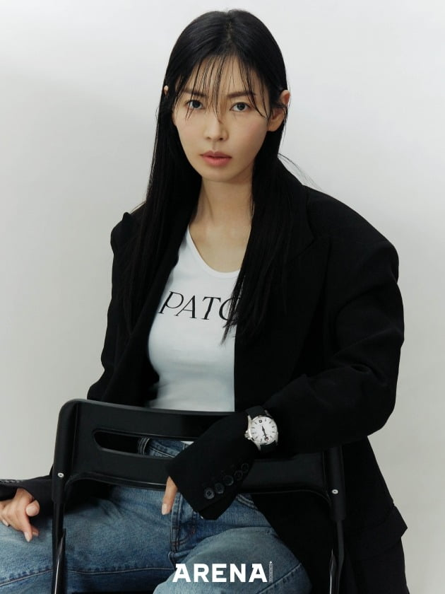 배우 김소연./사진제공=론진