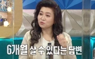 """오은영 """"대장암 시한부 선고, 죽음 준비했다"""""""