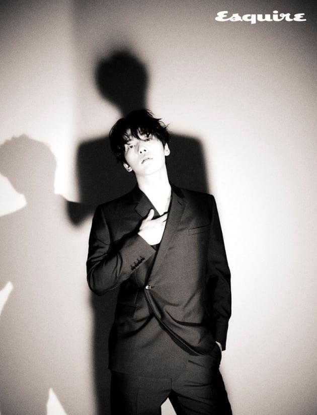 배우 김정현./ 사진제공=에스콰이어