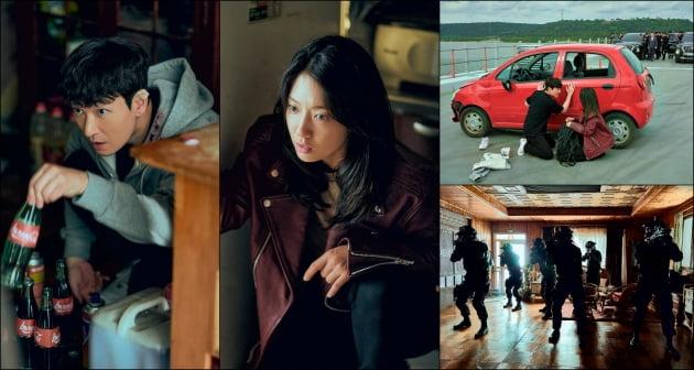 '시지프스' 4회 스틸컷/ 사진=JTBC 제공