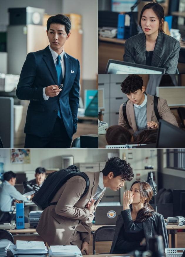 '빈센조' 3회 스틸컷/ 사진=tvN 제공