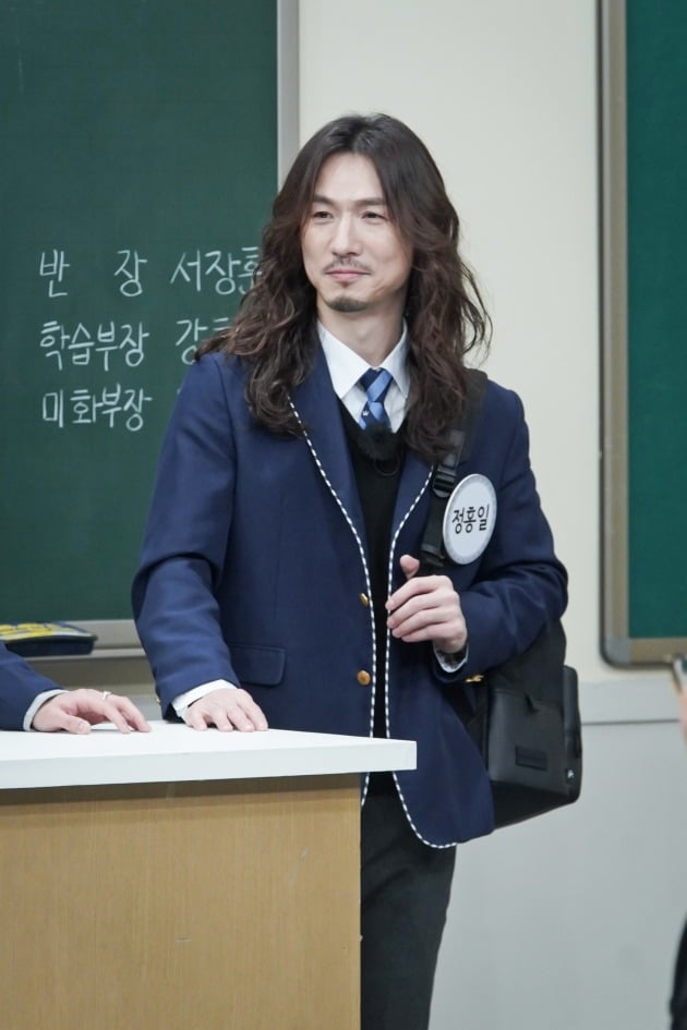 '아는 형님' 정홍일./사진제공=JTBC