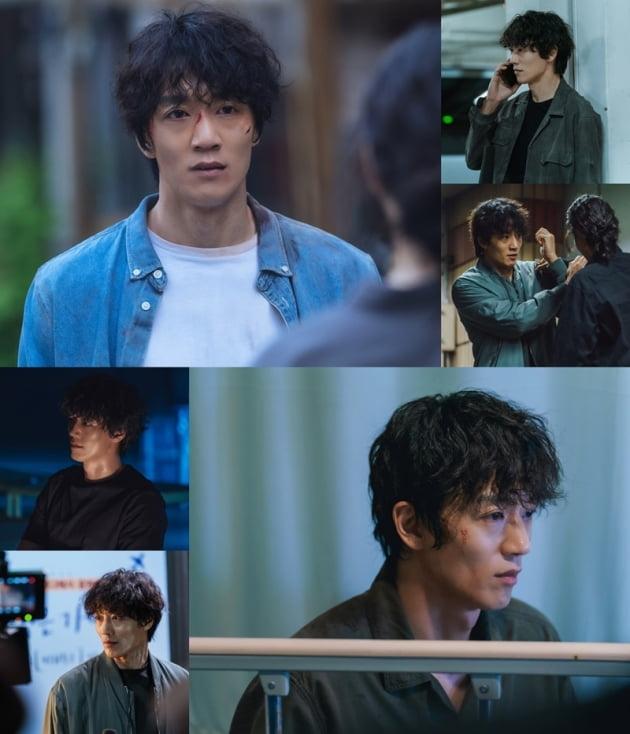 '루카' 김래원 / 사진 = tvN 제공