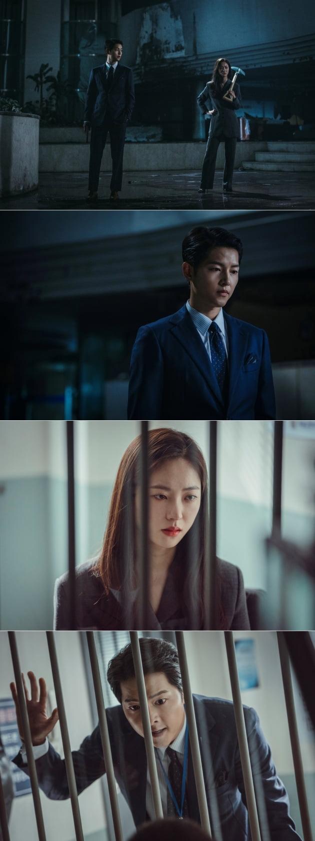 '빈센조' 4회 스틸컷/ 사진=tvN 제공