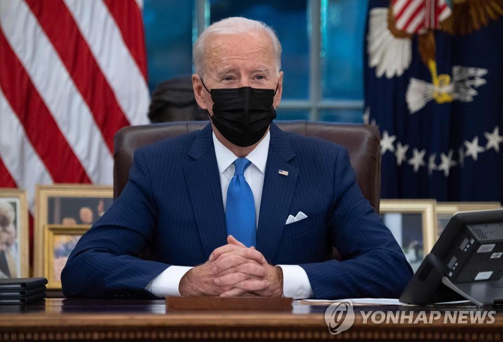팬데믹 국제공조 출발…바이든 40억불 지원·마크롱 백신기부