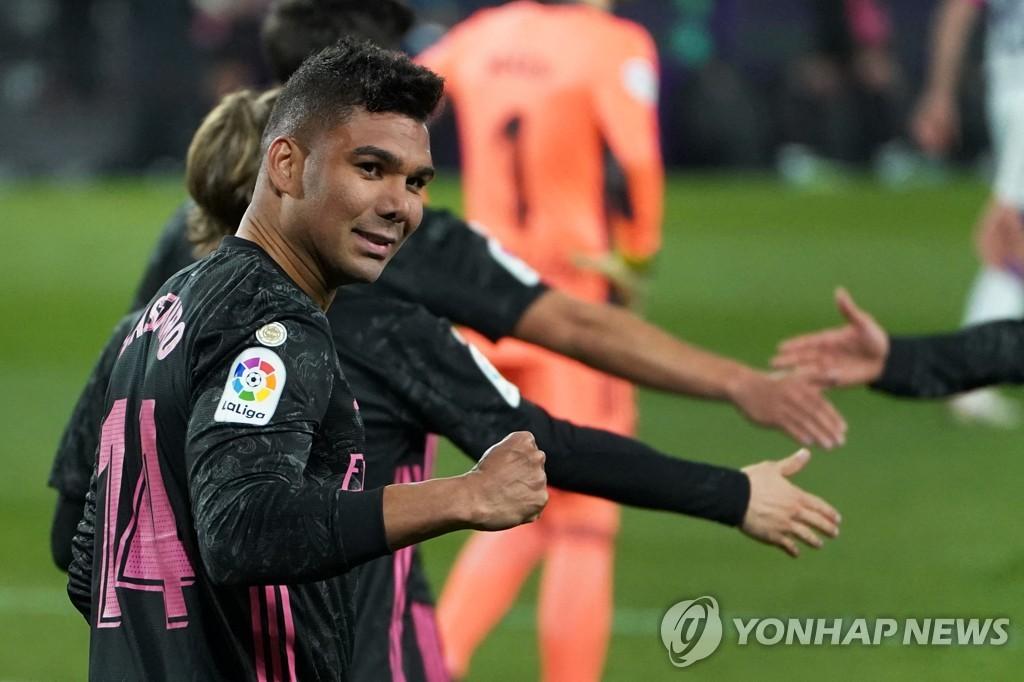 '라리가 선두' AT마드리드 '유효슛 1개' 레반테에 0-2 패배
