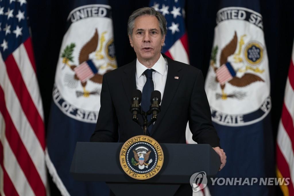미 국무, 러에 직접 나발니 문제제기…새 군축 필요성도 논의(종합)
