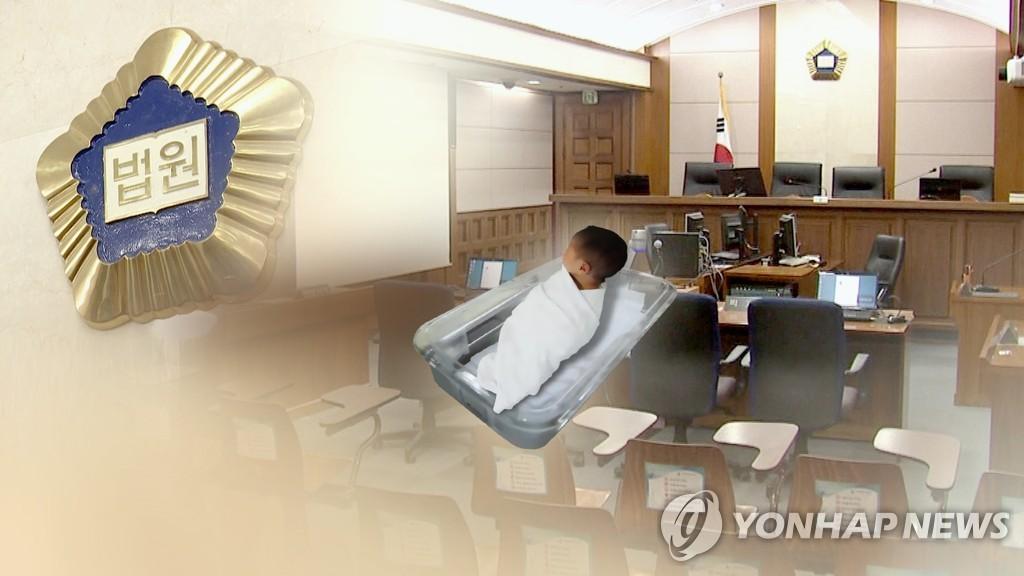 [고침] 지방(검찰, 생후 29일 영아 '반지폭행' 사망사건…)