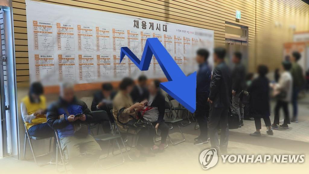 """코로나19 '일자리 충격' 비정규직에 집중…""""고용 난민 전락"""""""