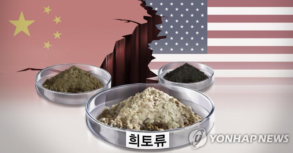 """""""바이든, 반도체·배터리·희토류 해외의존도 검토 지시 예정"""""""
