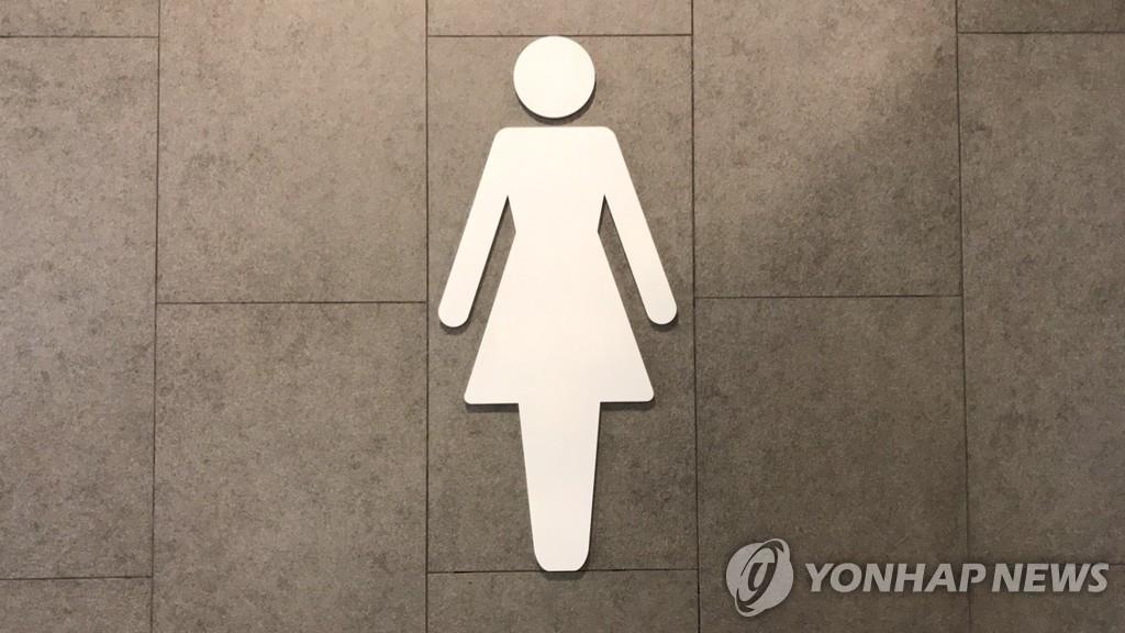 여장한 채 쇼핑몰 여자 화장실 들어간 20대 벌금 300만원