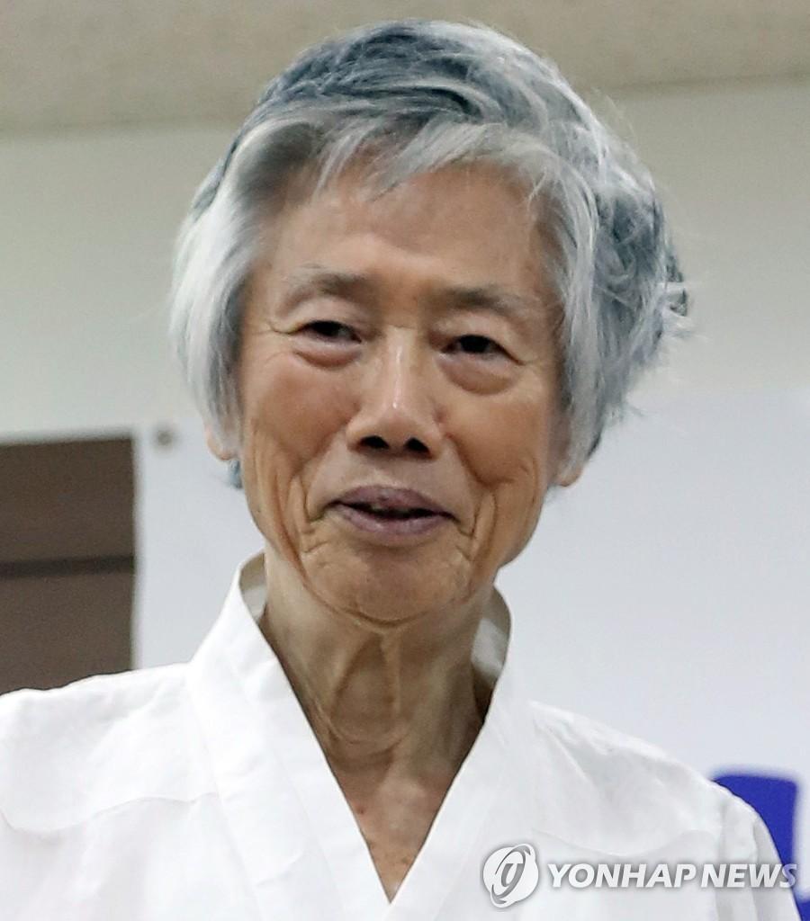 '임을 위한 행진곡' 백기완 선생 영면…향년 89세(종합)