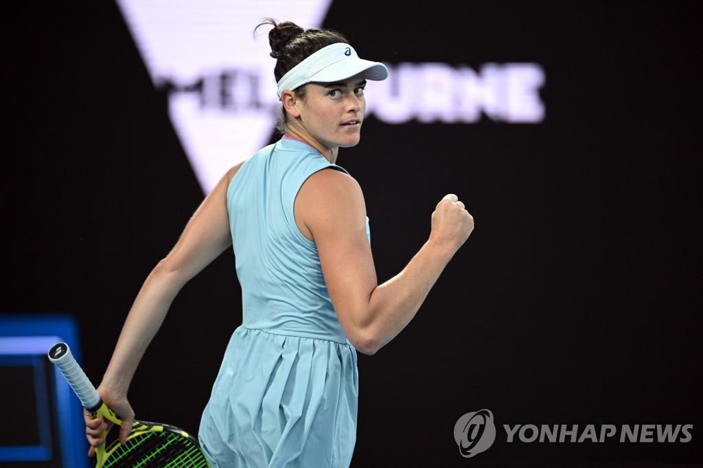 오사카, 호주오픈 테니스 여자 단식 우승…메이저 4승째