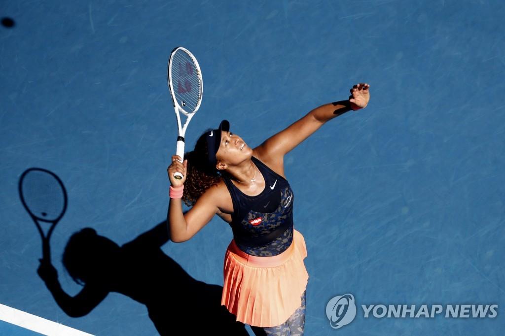 오사카, 윌리엄스 넘고 호주오픈 테니스 결승행