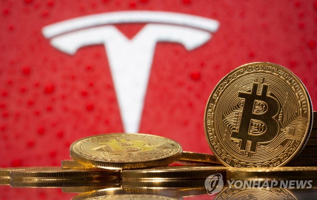 '비트코인 발목' 테슬라 장중 700달러 붕괴…한때 13% 급락