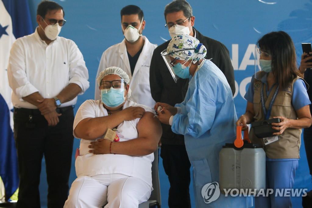'남는 백신 해외공여 호언' 이스라엘, 돌연 중단