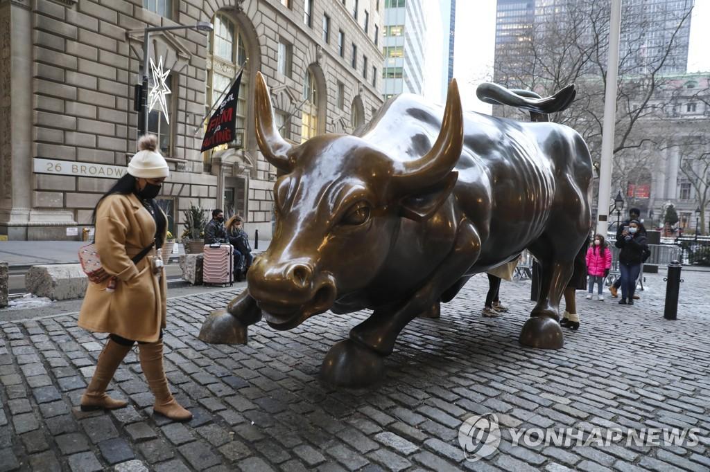 뉴욕 월가 상징하는 청동 황소상 제작 이탈리아 조각가 별세