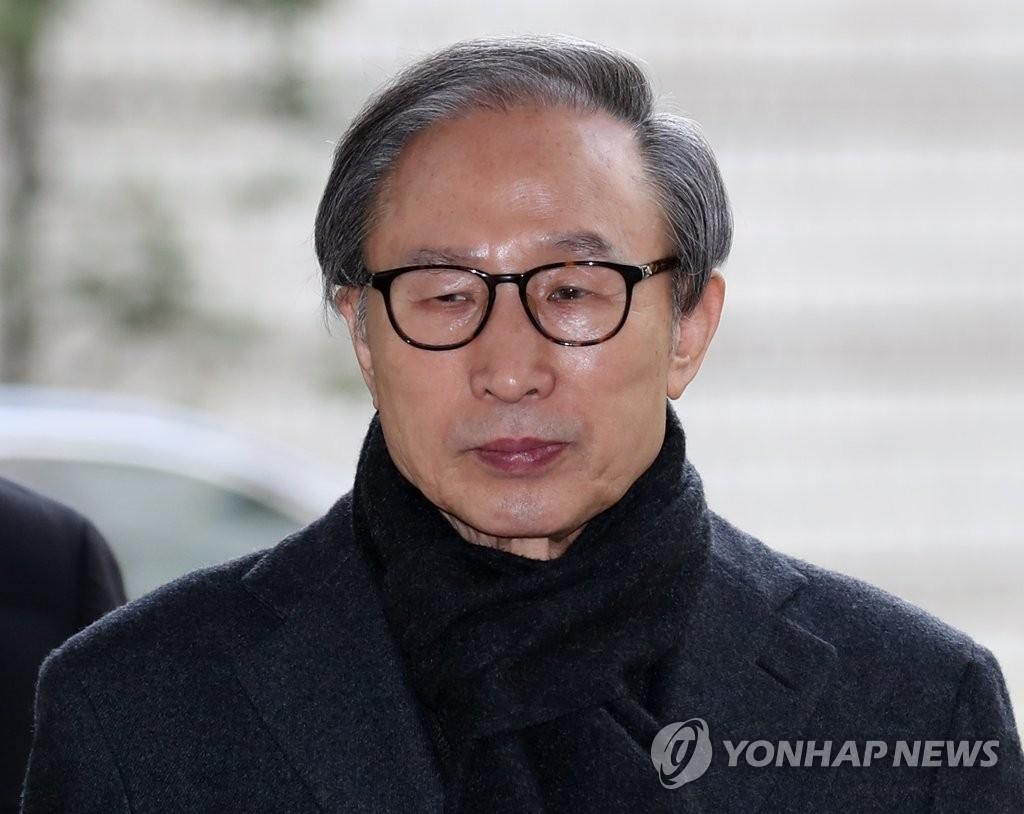 이명박, 1억원대 종합소득세 취소 소송 1심 승소(종합)