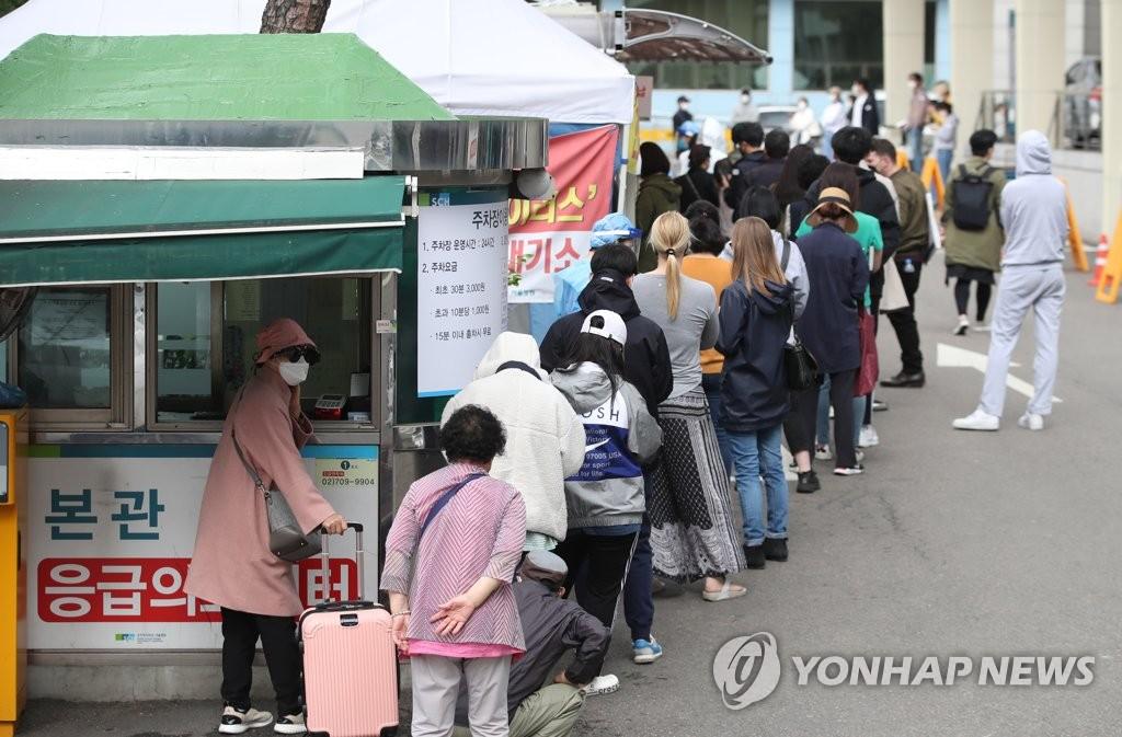 전북 8명 코로나19 추가 확진…순천향병원 관련 6명·배낚시 2명