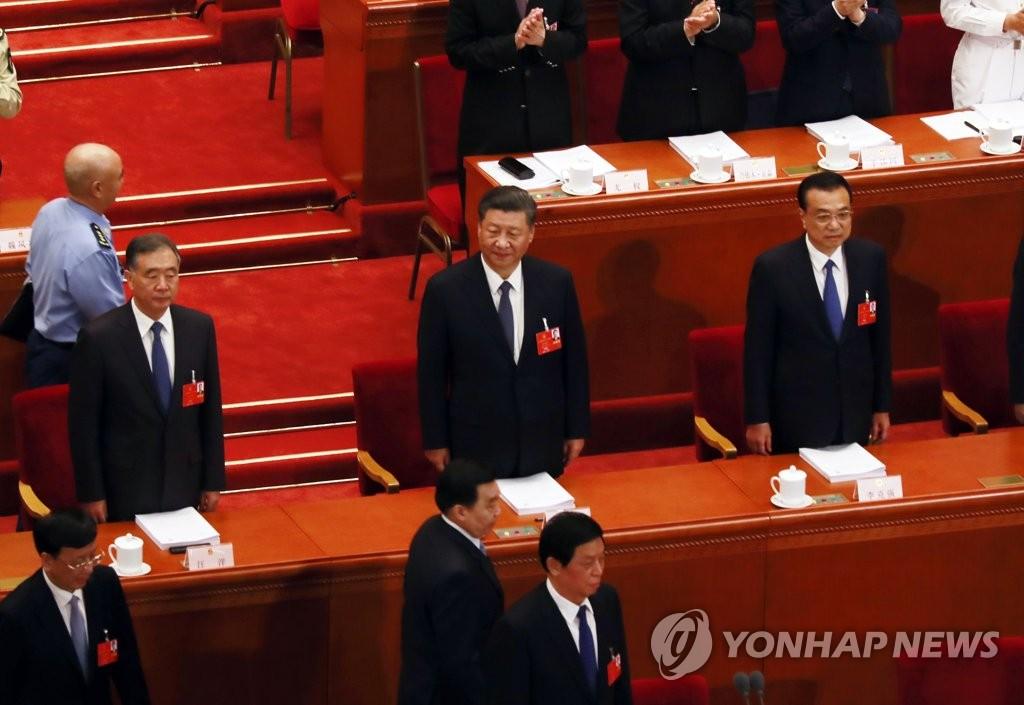 중국 양회 내달 초 개막…'시진핑 권력 공고화' 시동(종합)