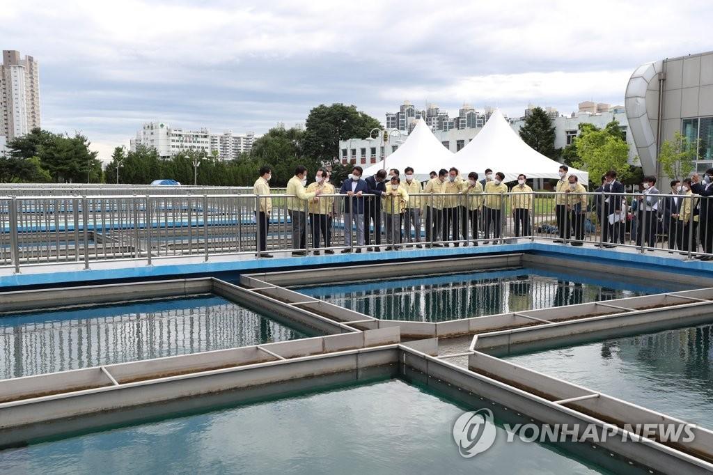 인천시, 가정 방문 수돗물 수질 관리 서비스 시행