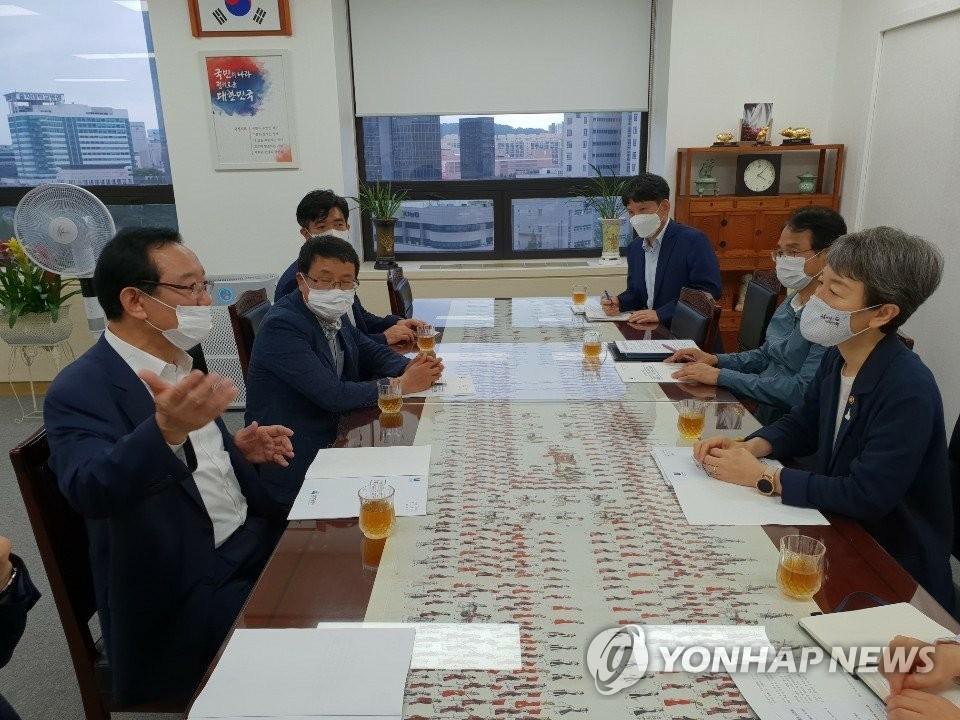 """""""울산 암각화군 세계유산 우선등재 선정, 물 공급 해결 실마리"""""""