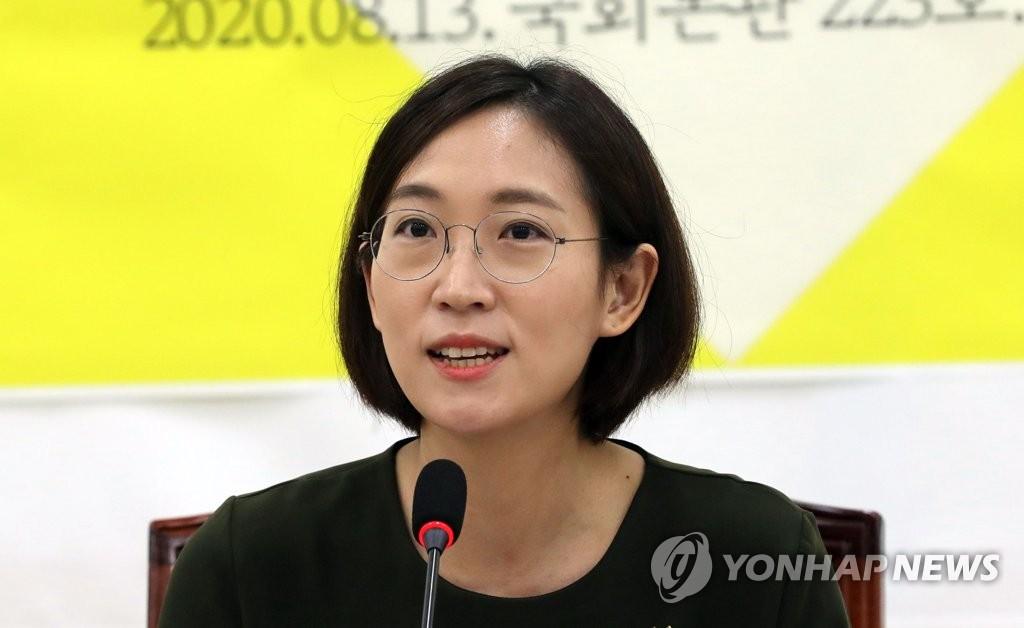 장혜영, 美 타임지 '넥스트 100인' 선정…한국인 유일