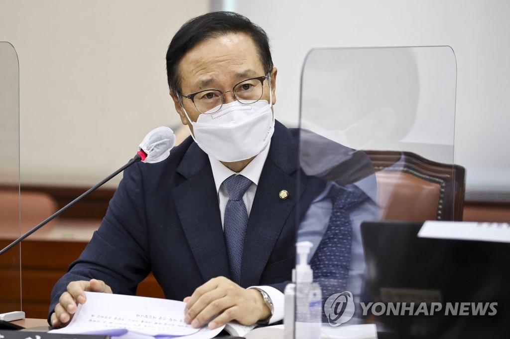 홍영표 광주 방문…민주당 당권 레이스 시작