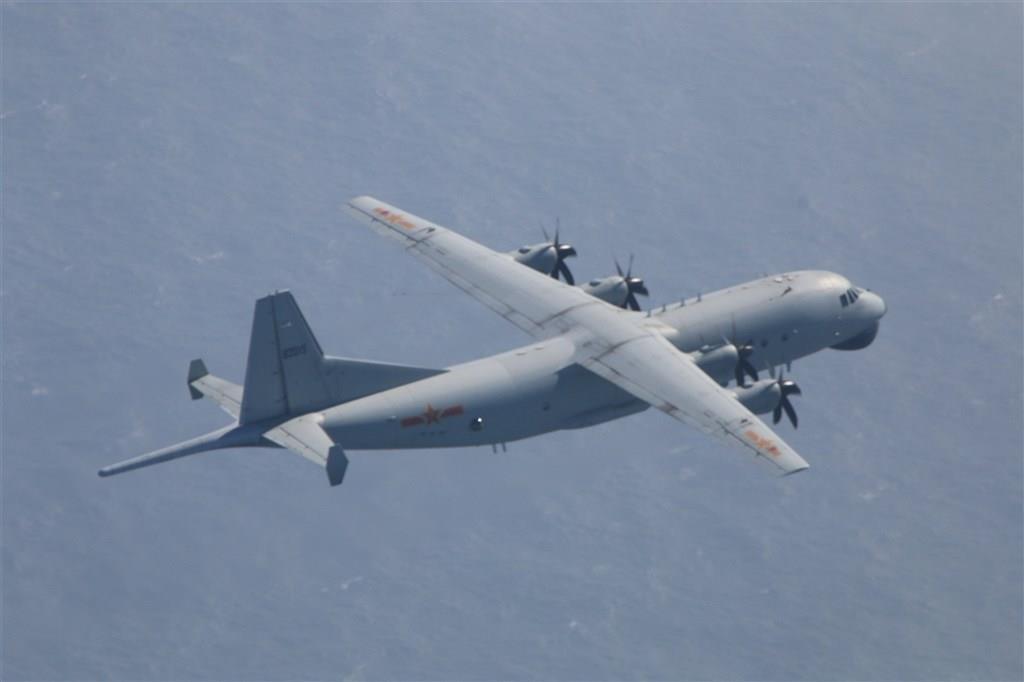 중국 전투기 연이틀 대만 방공식별구역 진입